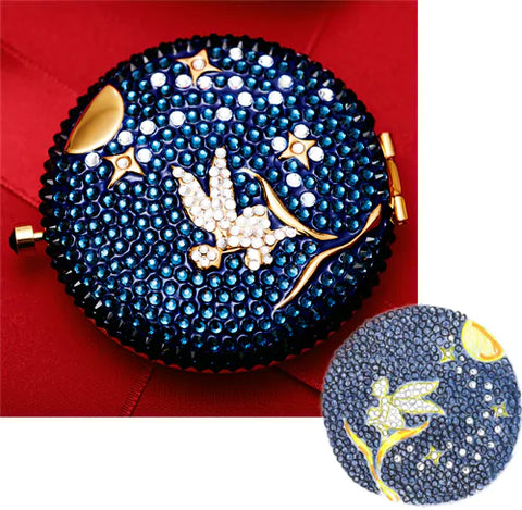 A Sprinkle of Magic Powder Tinkerbell Compact