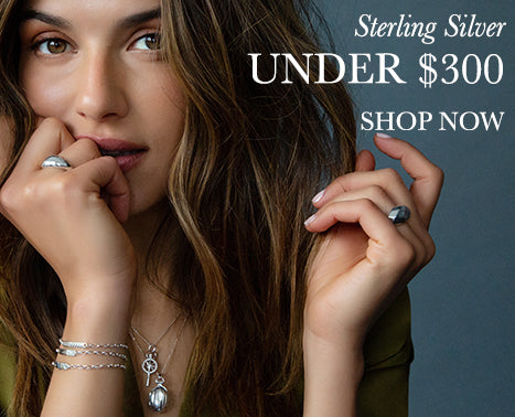 Sterling Silver Under $300