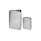 Large and Small Diamond Pattern Image Case