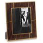 Macassar Rectangular Wood Photo Frame 8x10
