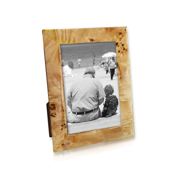 Light Walnut Wood Photo Frame
