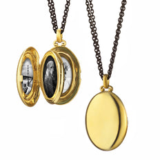 "The Four Image ""Premier"" Locket"