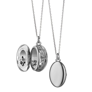 "The ""Midi"" Four Image Locket"