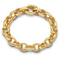 Rosalind Bracelet with a Diamond Pave Link