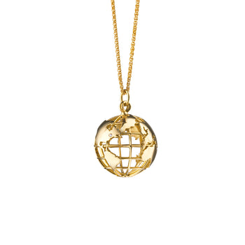 """My Earth"" Charm Necklace"