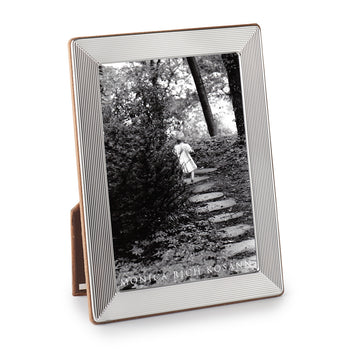 Pinstripe Photo Frame