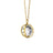 """Carpe Diem"" Charm Necklace, Large"