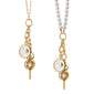 Design Your Own 18K Yellow Gold Charm Necklace