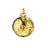 18K Yellow Gold Venus Charm