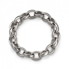 Marilyn Link  Bracelet in 18K White Gold