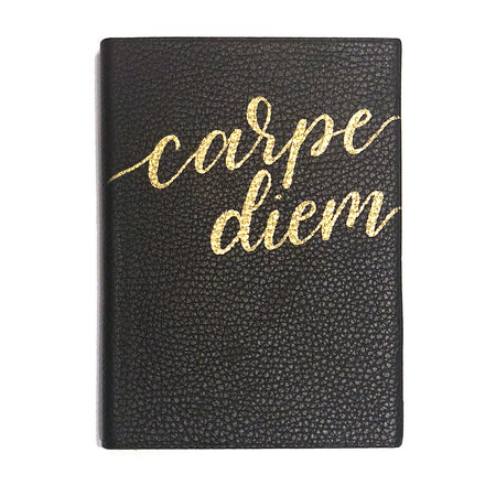 Charm Inspired Leather Journal