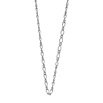 """Billie"" Twisted Figaro Chain"