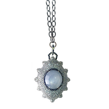 Special Edition Star Sapphire Locket