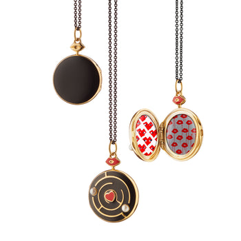 "The ""Love"" Locket"