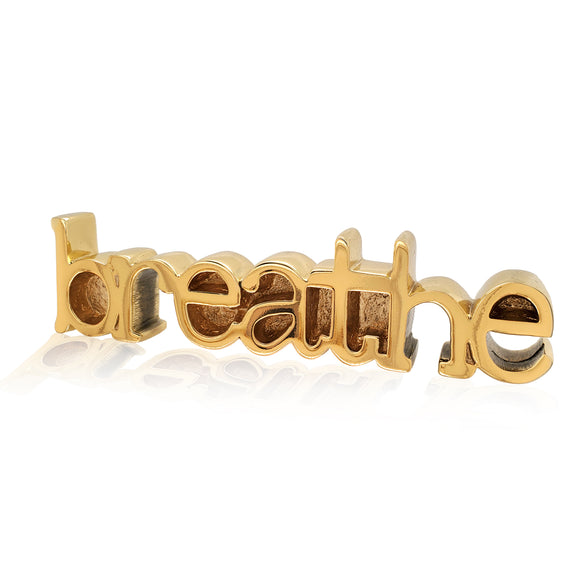 """Breathe"" Table Charm"
