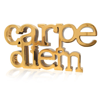 """Carpe Diem"" Table Charm"