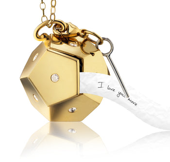 """Secret"" Message Box  Charm"