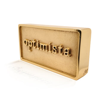 """Optimista""/""Pessimista"" Table Charm"