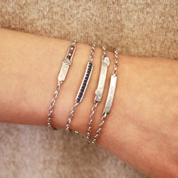 Assorted Posey Bracelets Shown
