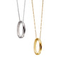 Sterling Silver and 18K Yellow Gold Necklace Styles