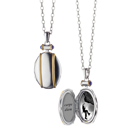 Two-Tone Locket