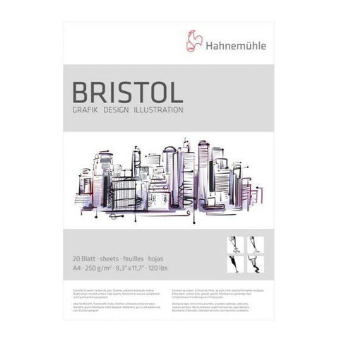 Hahnemuhle Bristol Pad 250gsm (Special Offer)