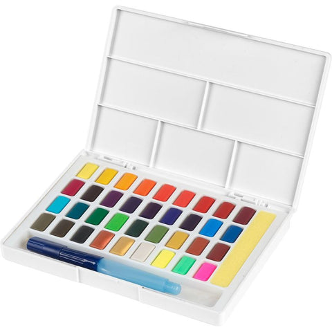 Creative Studio Watercolour Set