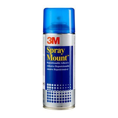 Spraymount Spray Adhesive