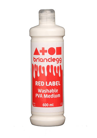 Red label Washable PVA Glue
