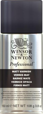 Winsor & Newton Spray Varnish 150ml
