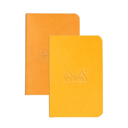 Rhodiarama Set of 2 Mini Lined Notebooks
