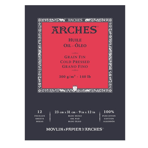 Arches Oil Painting Pad (Special Offer)