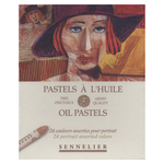 Sennelier Oil Pastels Set 24 Portrait