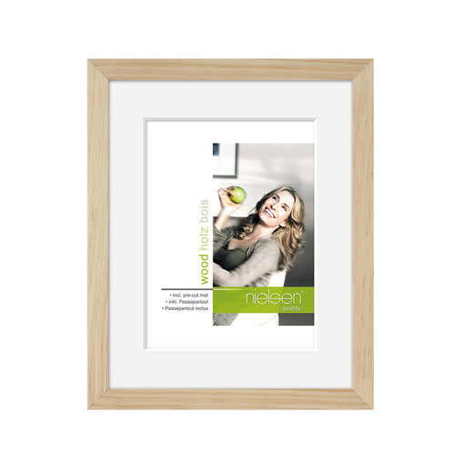 Nielsen Apollo Natural Wood Readymade Frame