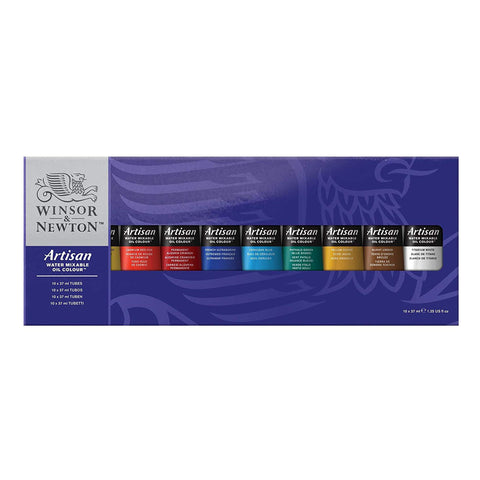 Artisan Water Mixable Oil Painting Set (Special Offer)