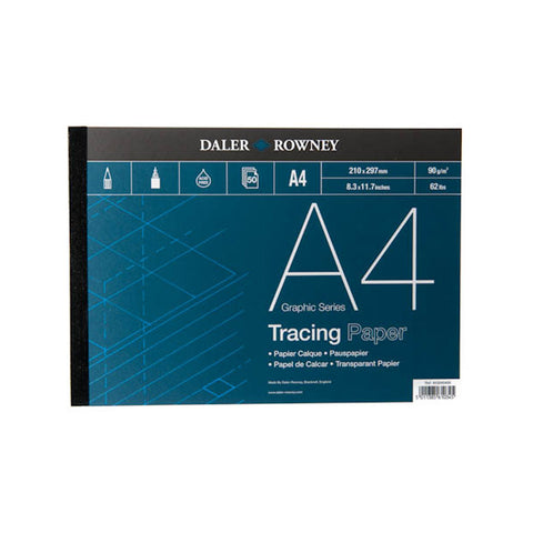 Daler-Rowney Tracing Pad 90gsm