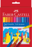 Faber Castell Kids Fibre Tipped Pens