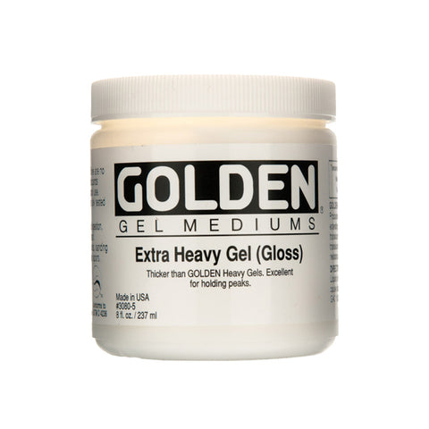 Golden Extra Heavy Gels 237ml