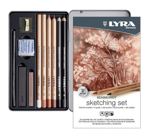 Lyra Rembrandt Sketching Set (Special Offer)