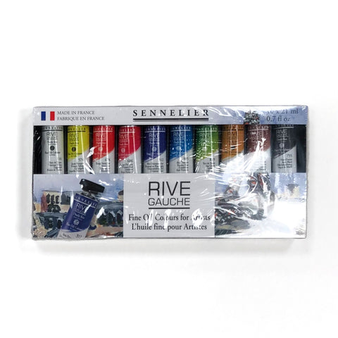 Rive Gauche Oil Paint Set