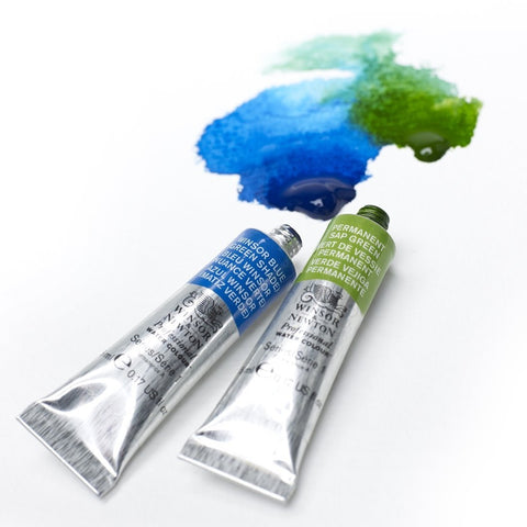 Winsor & Newton Artist Watercolour Tubes 5ml