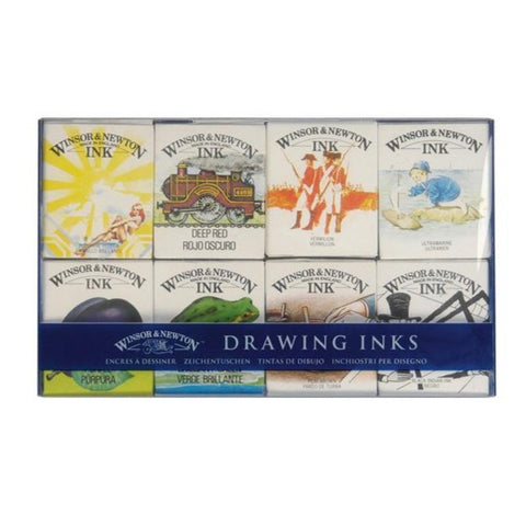 William Drawing Ink Set (Special Offer)