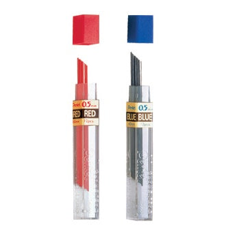 Pentel Coloured 0.5mm Refill Leads