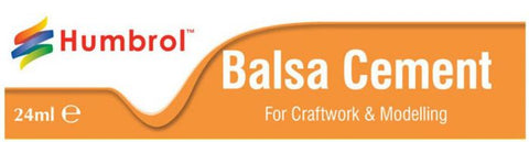 Humbral Balsa Cement 24ml