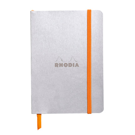 Rhodiarama Lined Softback Notebook A6