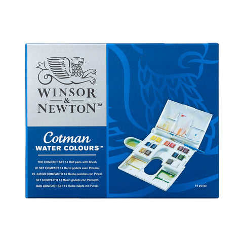 W&N Cotman Watercolour Compact Set (Special Offer)