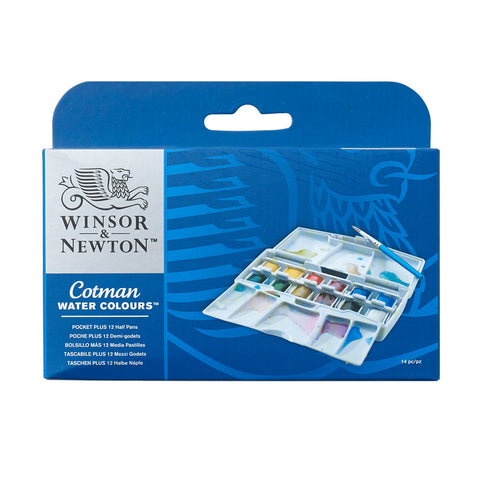 W&N Cotman Watercolour Pocket Set (Special Offer)