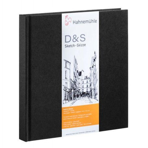 D&S Sketchbook 140 gsm
