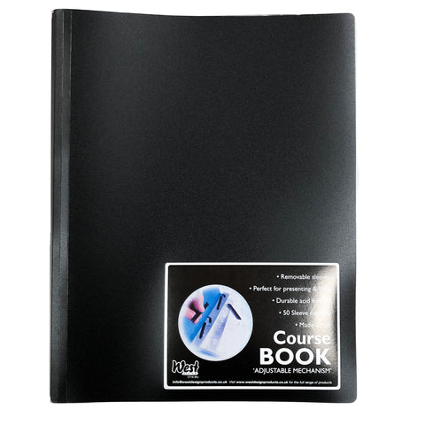 Course Book Black