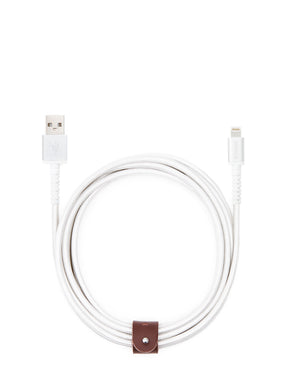 10ft USB to Lightning White Cable
